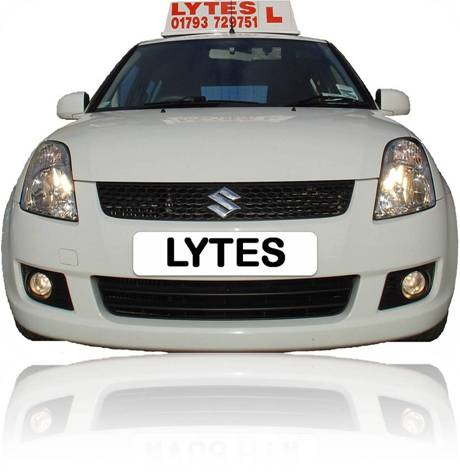 Lytes Driving School Suzuki Swift